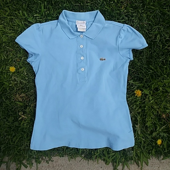 2bf9937370 5/$25 Lacoste Kid's Girl's Shirt Limited Series